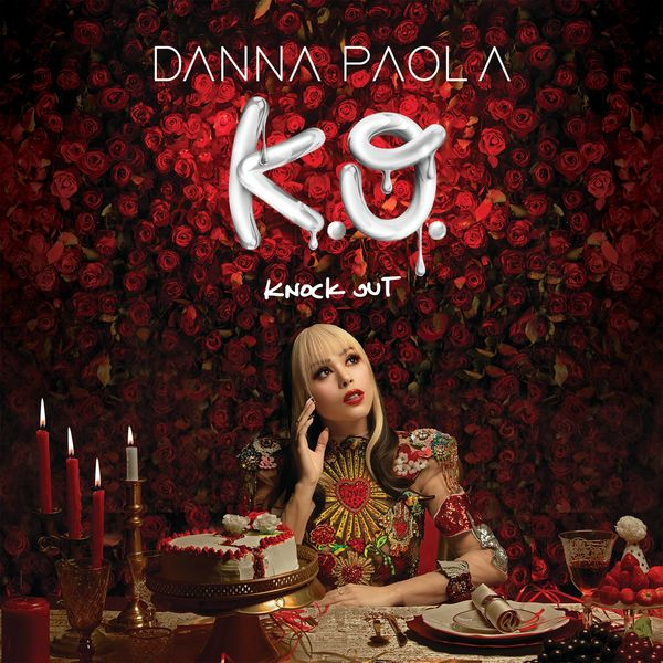Cover Danna Paola - K.O. (Explicit) album